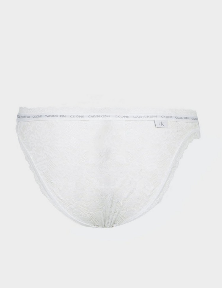 Calvin Klein Underwear Lace Briefs