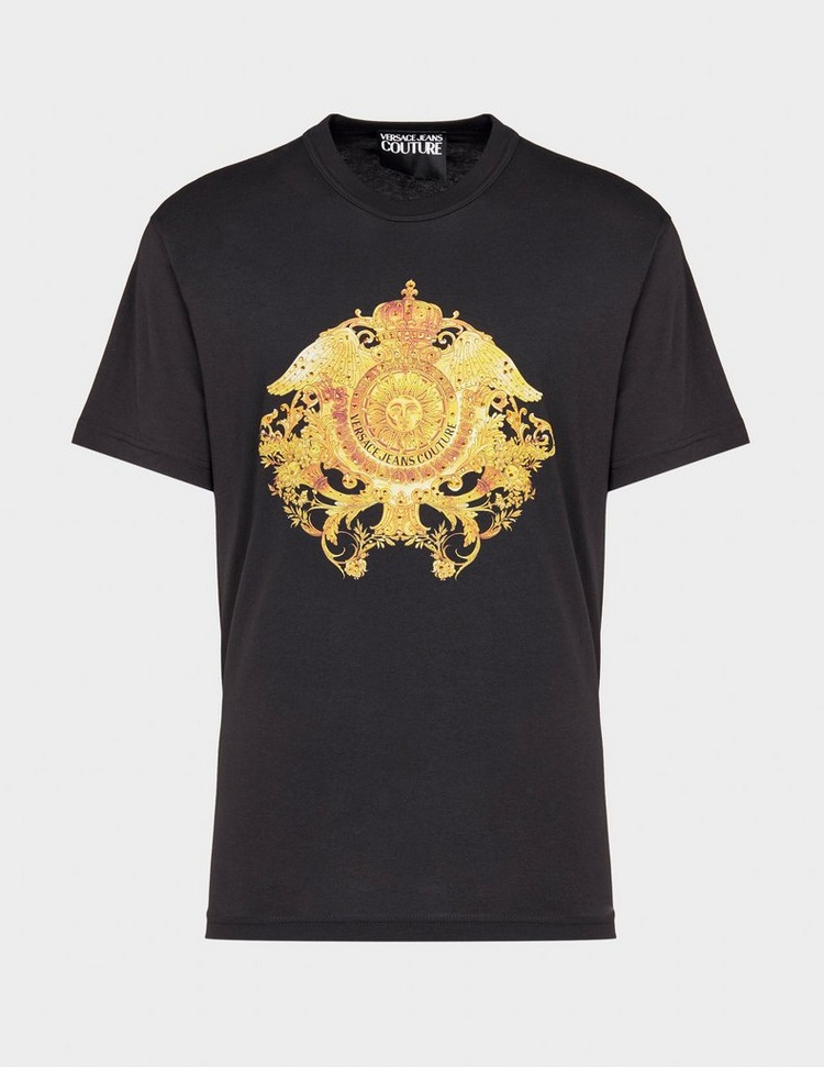 Versace Jeans Couture Sun Baroque Medal T-Shirt