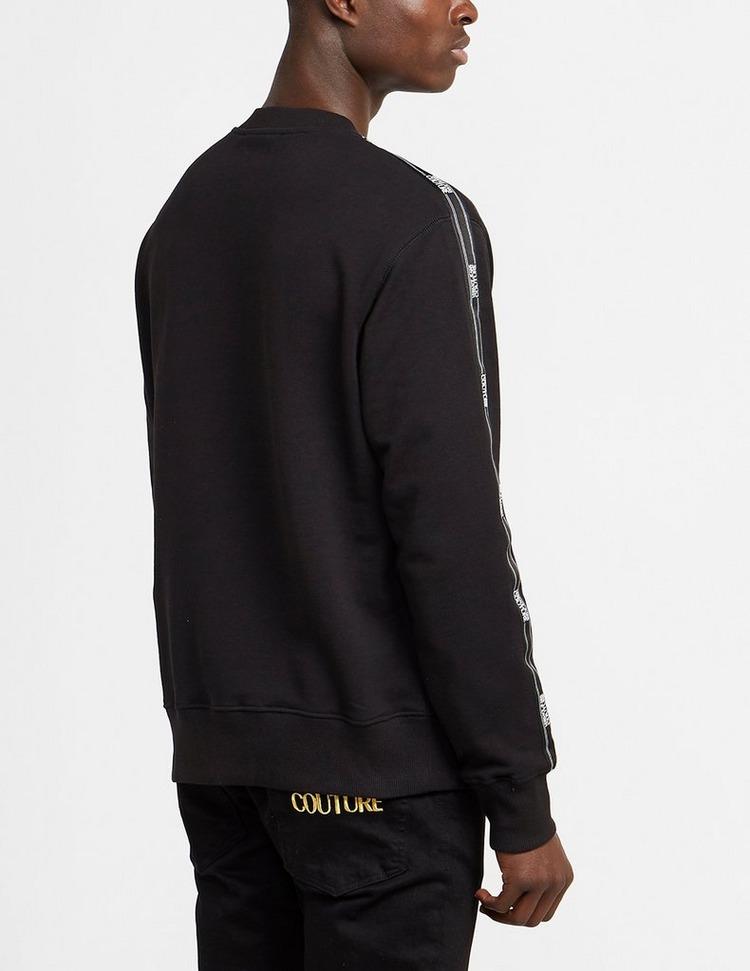 Versace Jeans Couture Tape Arm Sweatshirt