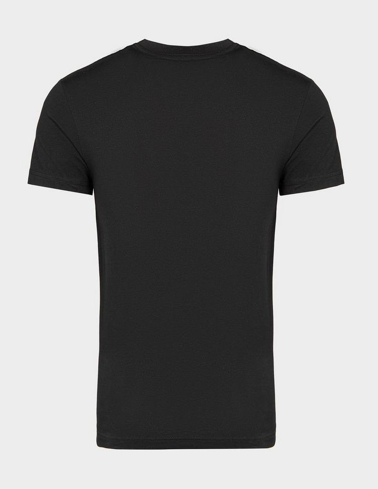 Versace Jeans Couture Text Stripe T-Shirt