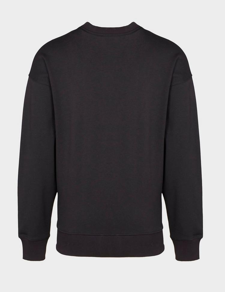 Versace Jeans Couture Text Stripe Sweatshirt