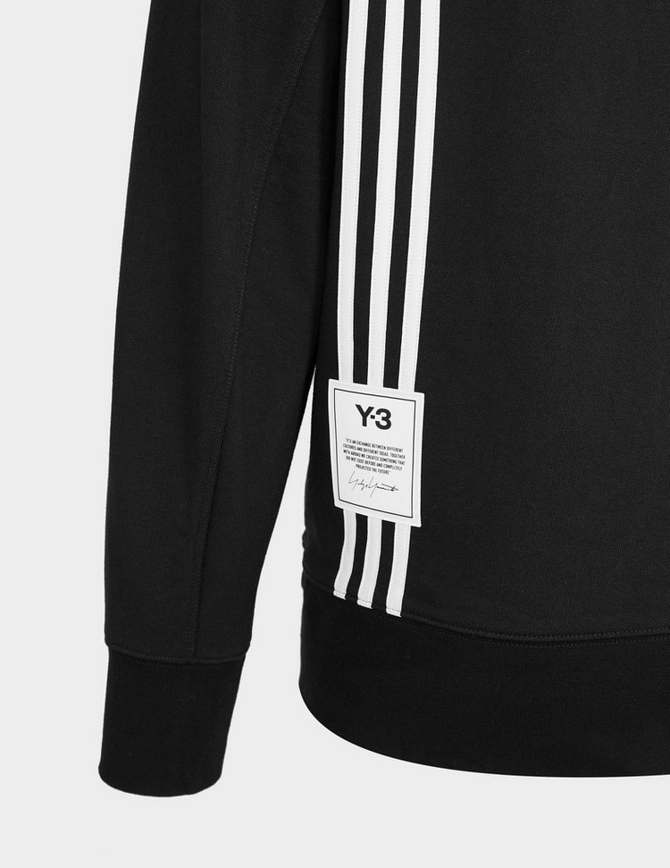 Y-3 3-Stripe Sweatshirt