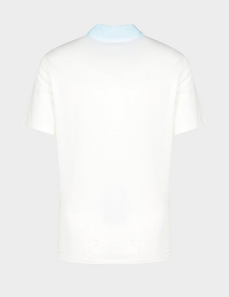 Lanvin Collar Detail Polo Shirt