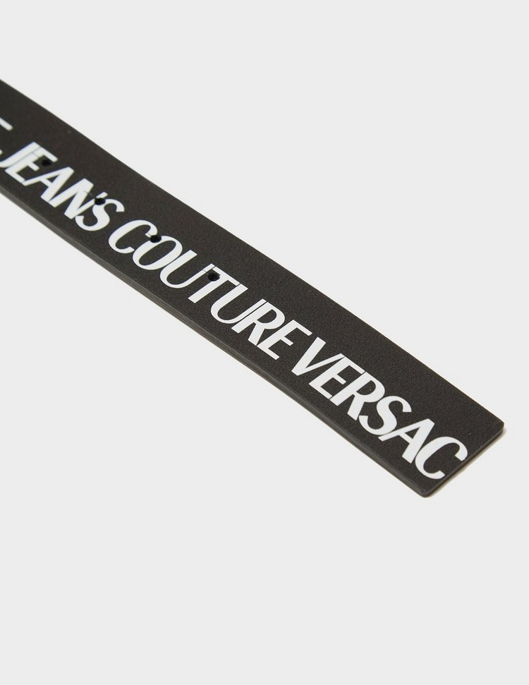 Versace Jeans Couture Plate Print Belt