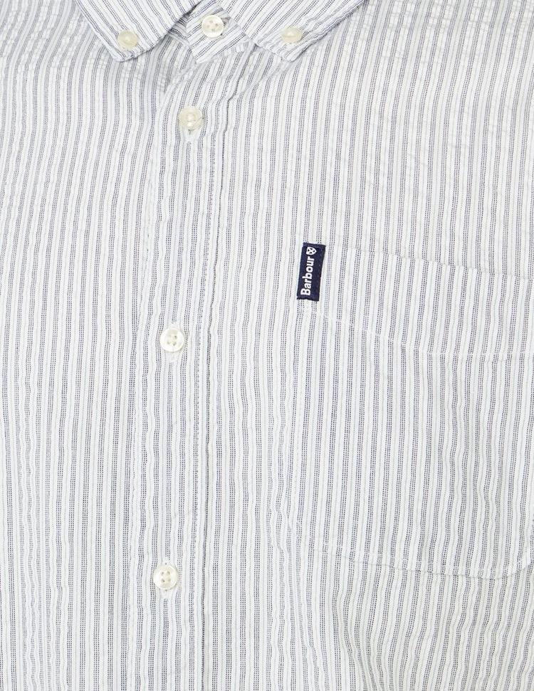 Barbour Seersucker Shirt