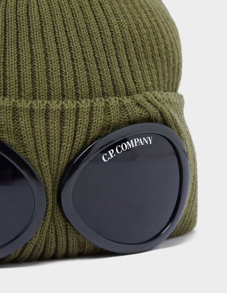 C.P. Company Logo Goggle Lightweight Beanie