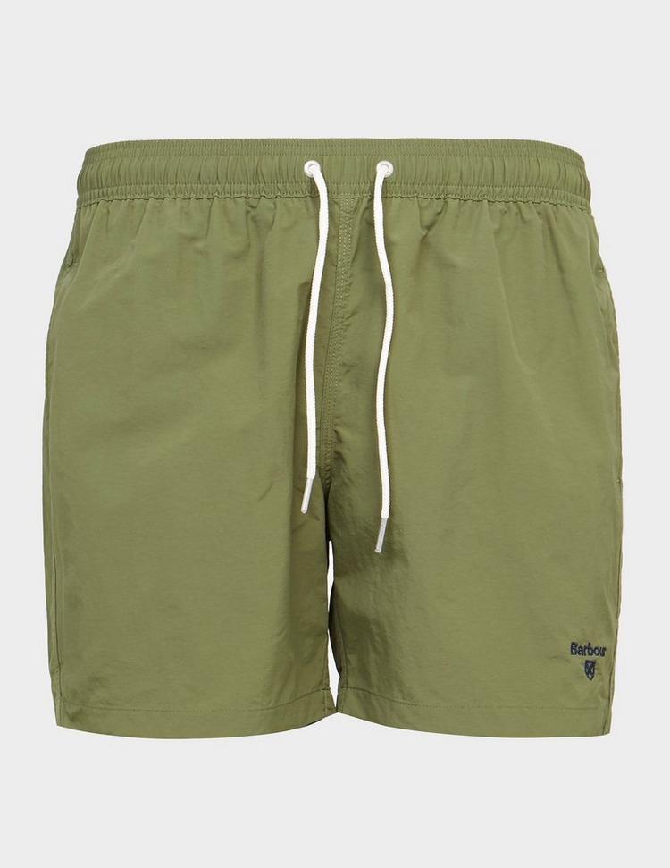 Barbour Essential Logo Swim Shorts