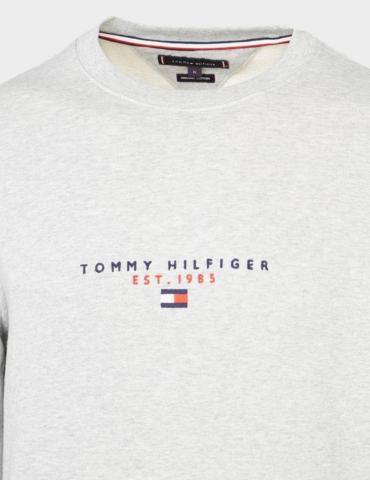 Tommy Hilfiger Chest Embroidered Sweatshirt