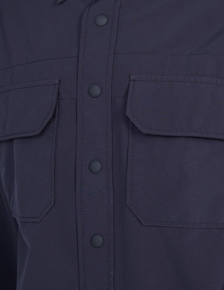 Tommy Hilfiger Stretch Nylon Overshirt
