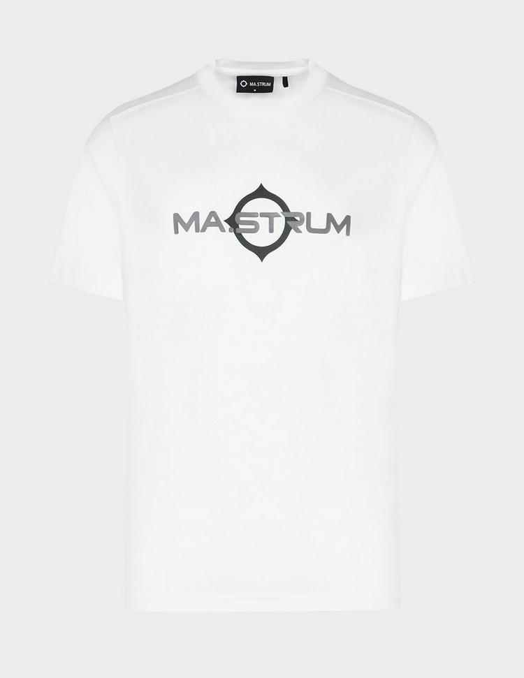Ma Strum Text Logo T-Shirt