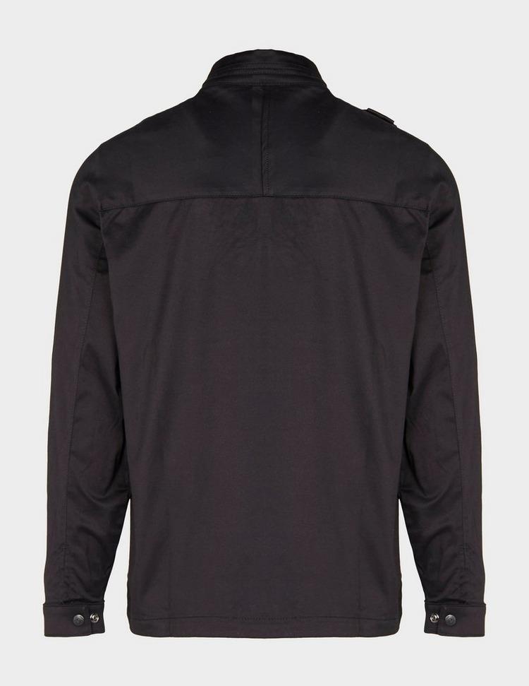 Ma Strum Double Pocket Zip Overshirt