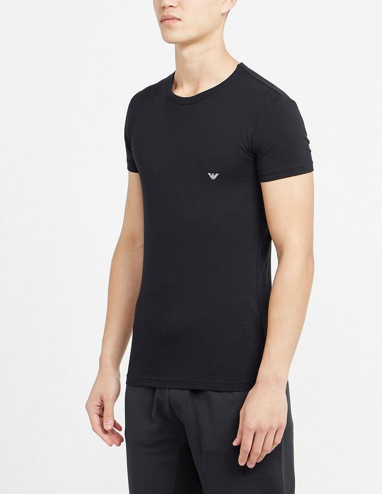Emporio Armani Loungewear Back Eagle T-Shirt