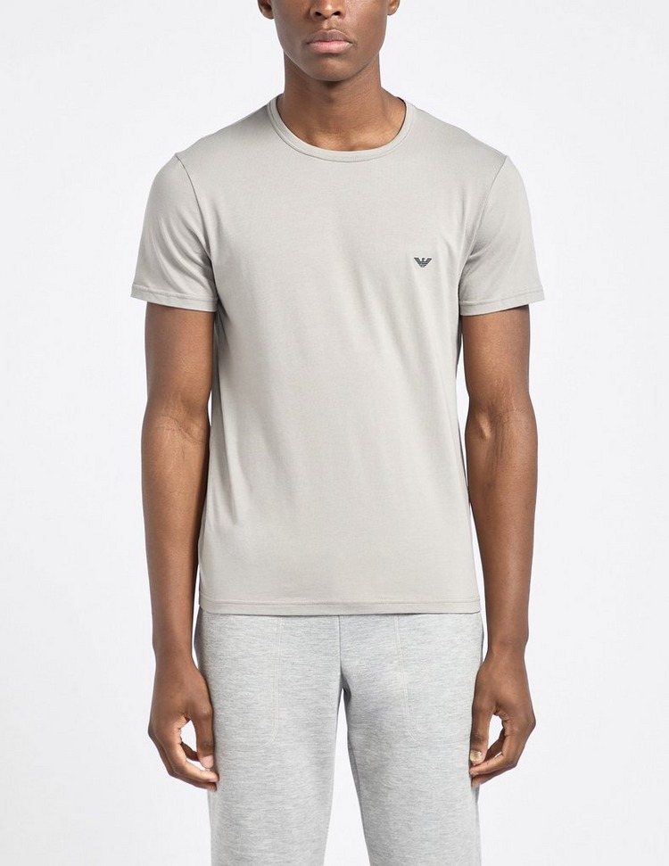 Emporio Armani Loungewear 2-Pack of Slim Stretch T-Shirts