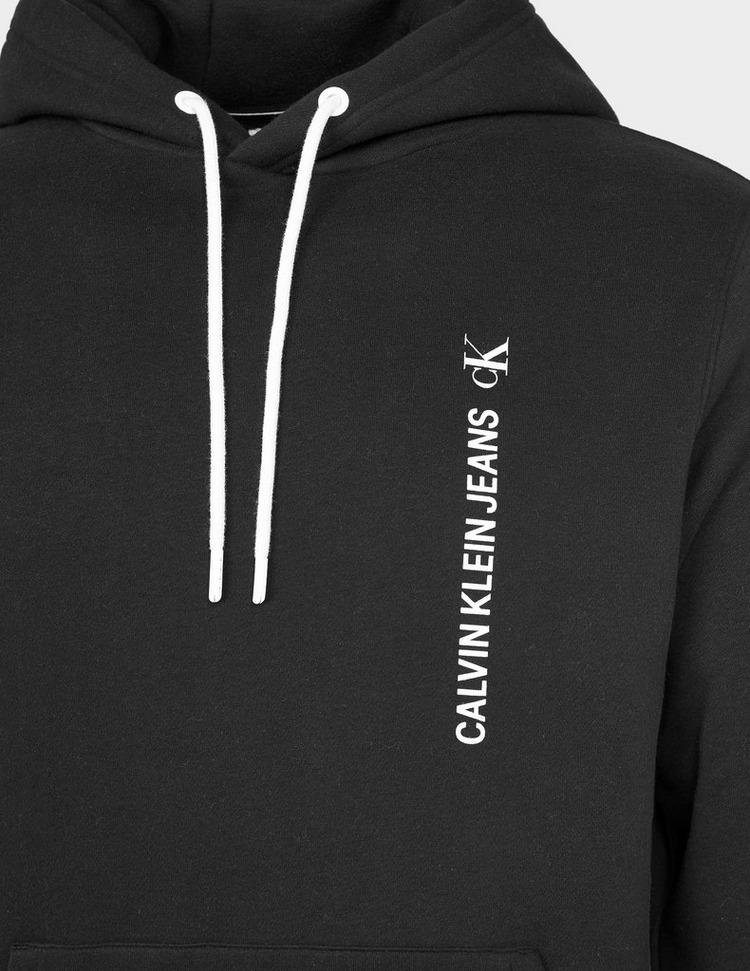 Calvin Klein Jeans Front & Back Logo Hoodie
