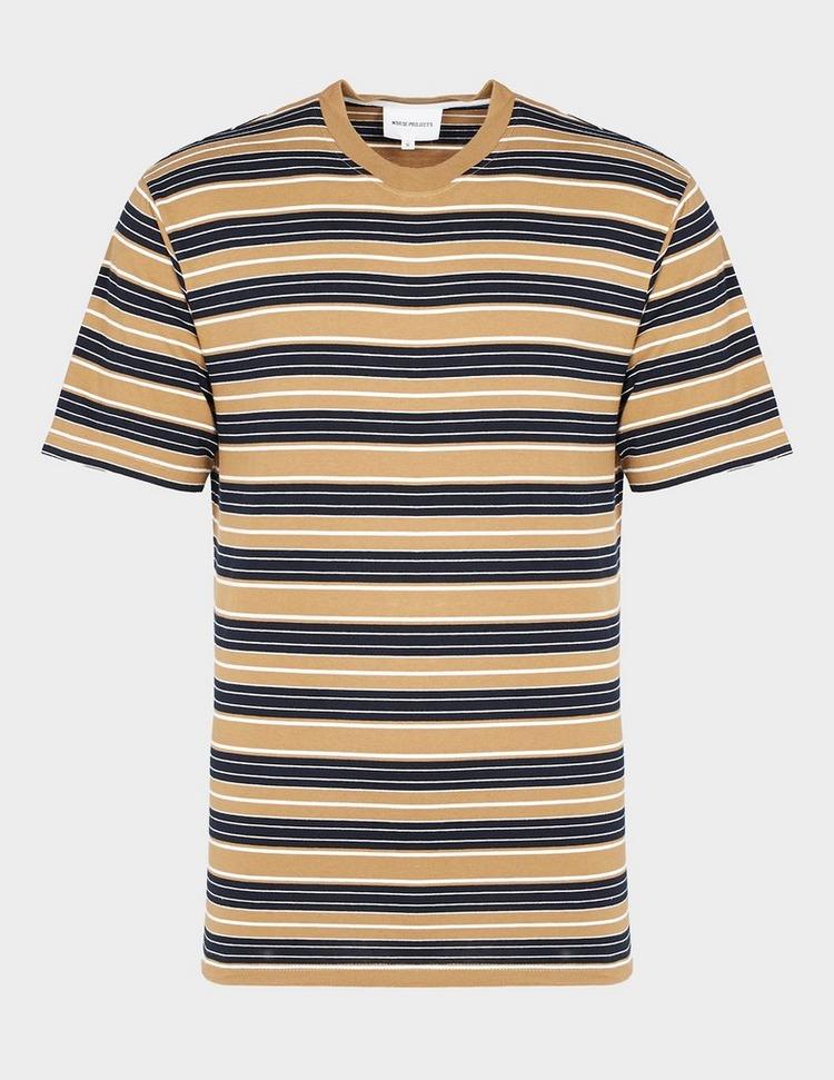 Norse Projects Johannes Multi Stripe T-Shirt