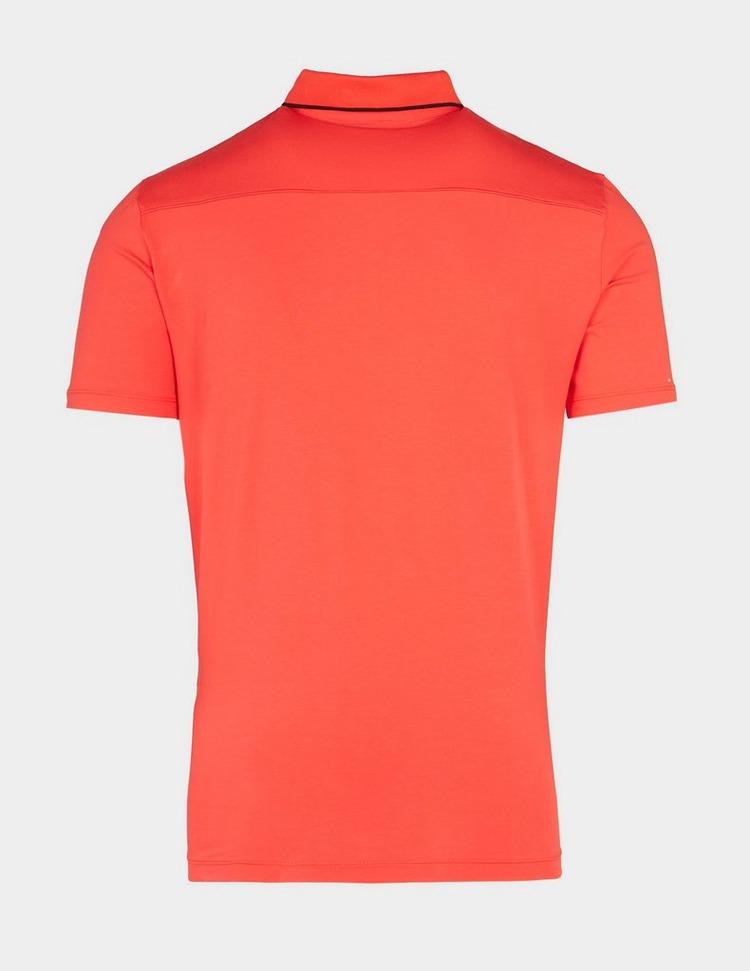 Armani Exchange Tipped Polo Shirt