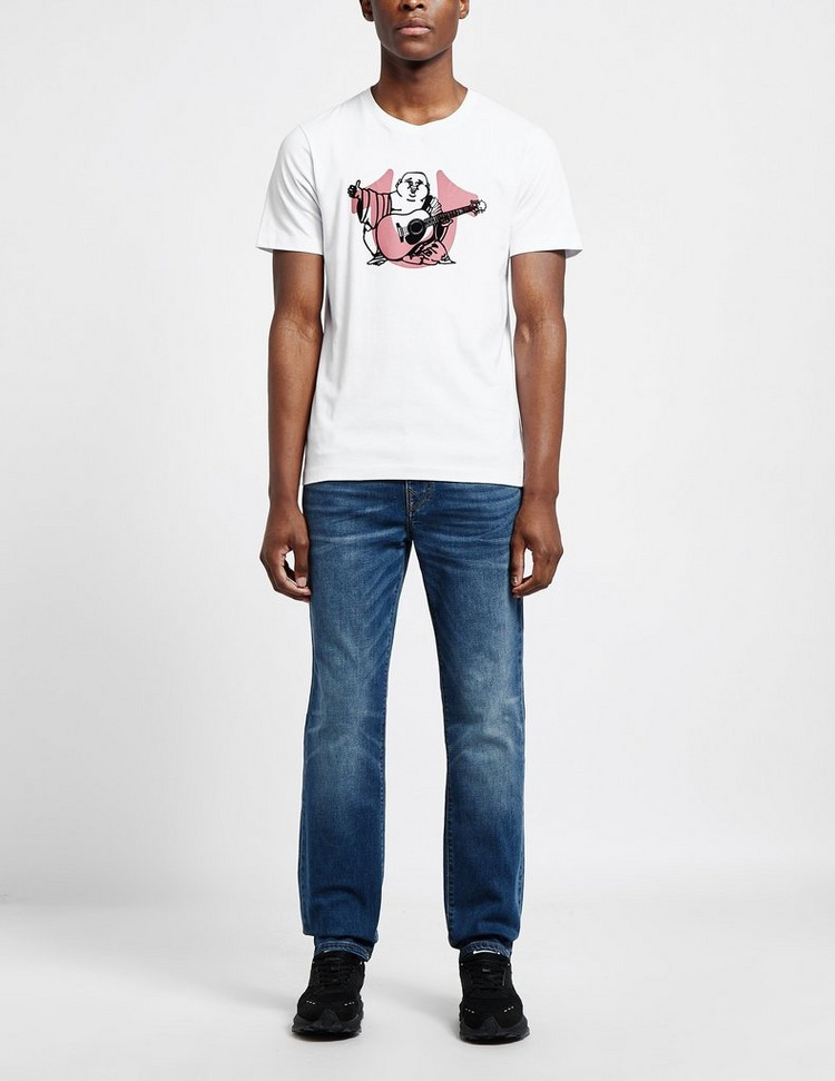 True Religion Rocco Medlegend Jeans