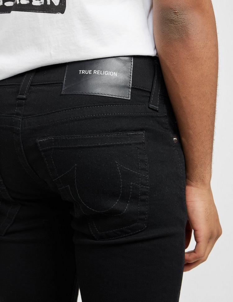 True Religion Rocco Straight Fit Jeans