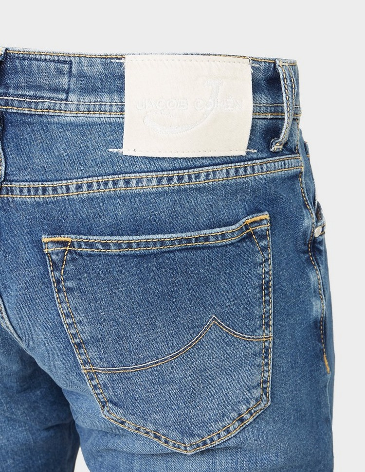 Jacob Cohen Slim Badge Jeans