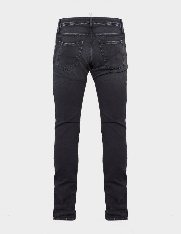 Jacob Cohen Slim Black Badge Jeans
