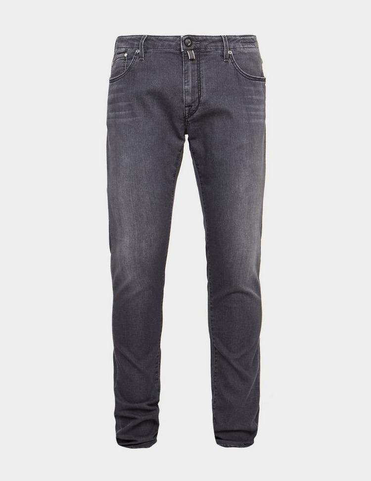 Jacob Cohen Skinny Black Badge Jeans