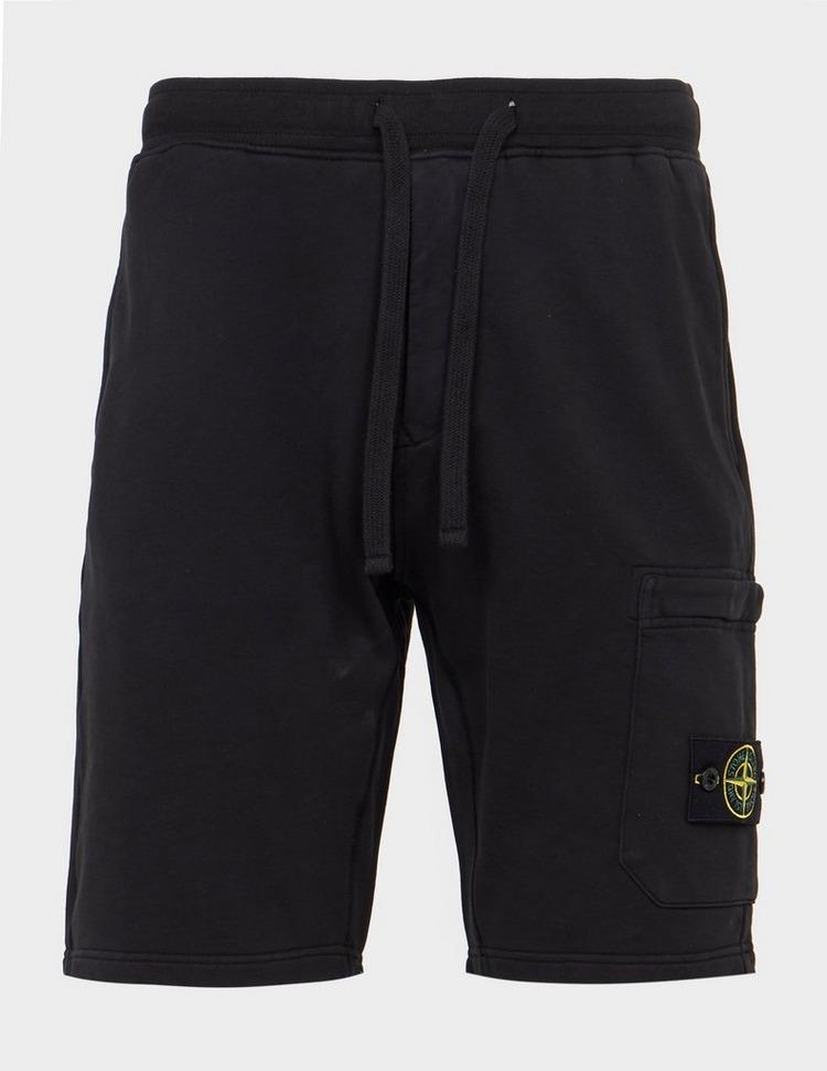 Stone Island Badge Shorts
