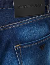 Emporio Armani J09 Slim Rip & Repair Jeans