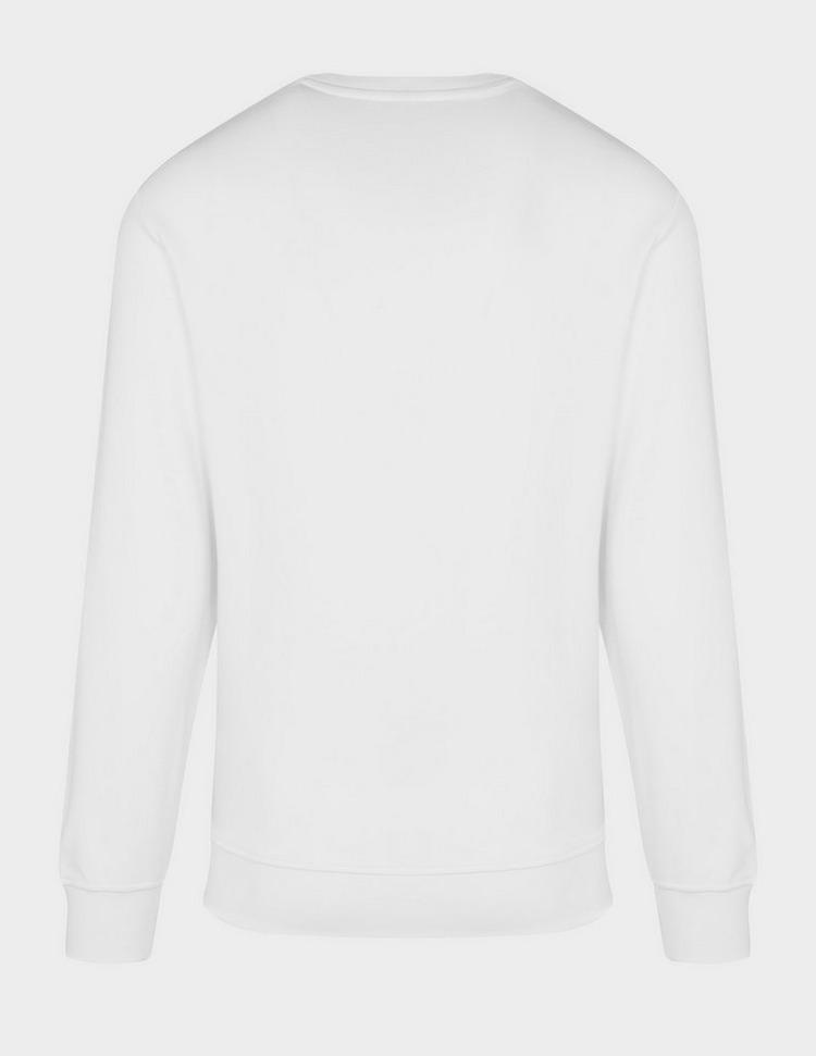 Emporio Armani Stack Eagle Crew Sweatshirt