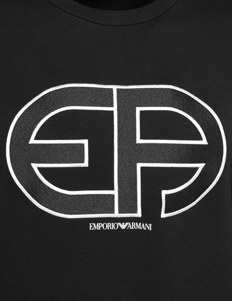 Emporio Armani Heritage Logo Sweatshirt