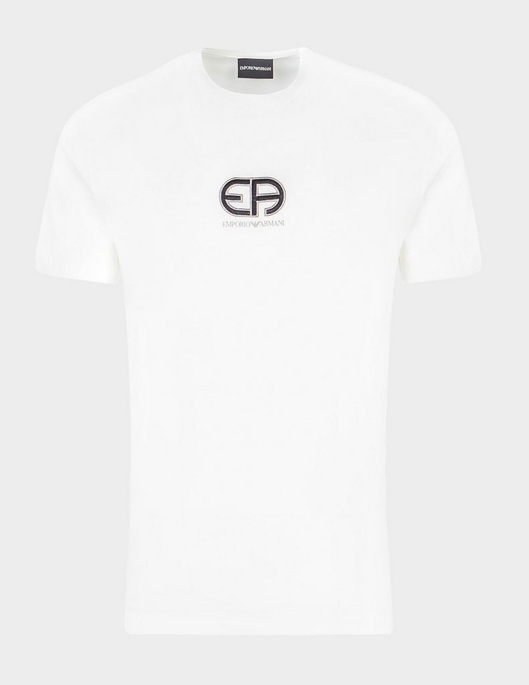 Emporio Armani Heritage Central Logo T-Shirt