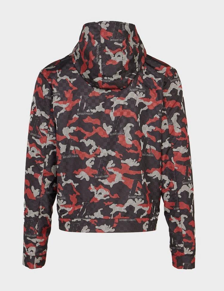 Emporio Armani Excel Camo Hooded Jacket