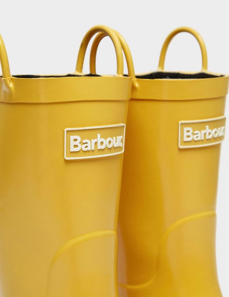 Barbour International Durham Wellie Boots