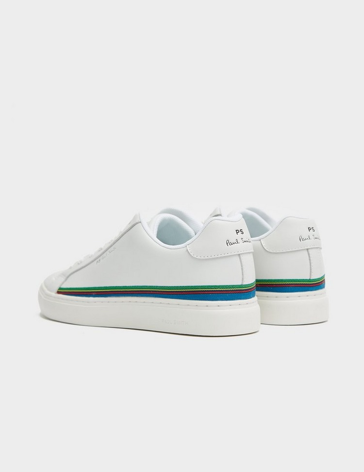 PS Paul Smith Rex Leather Court Trainers