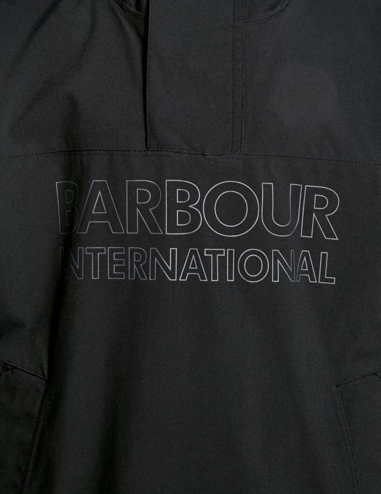 Barbour International Crag Pull Over Jacket