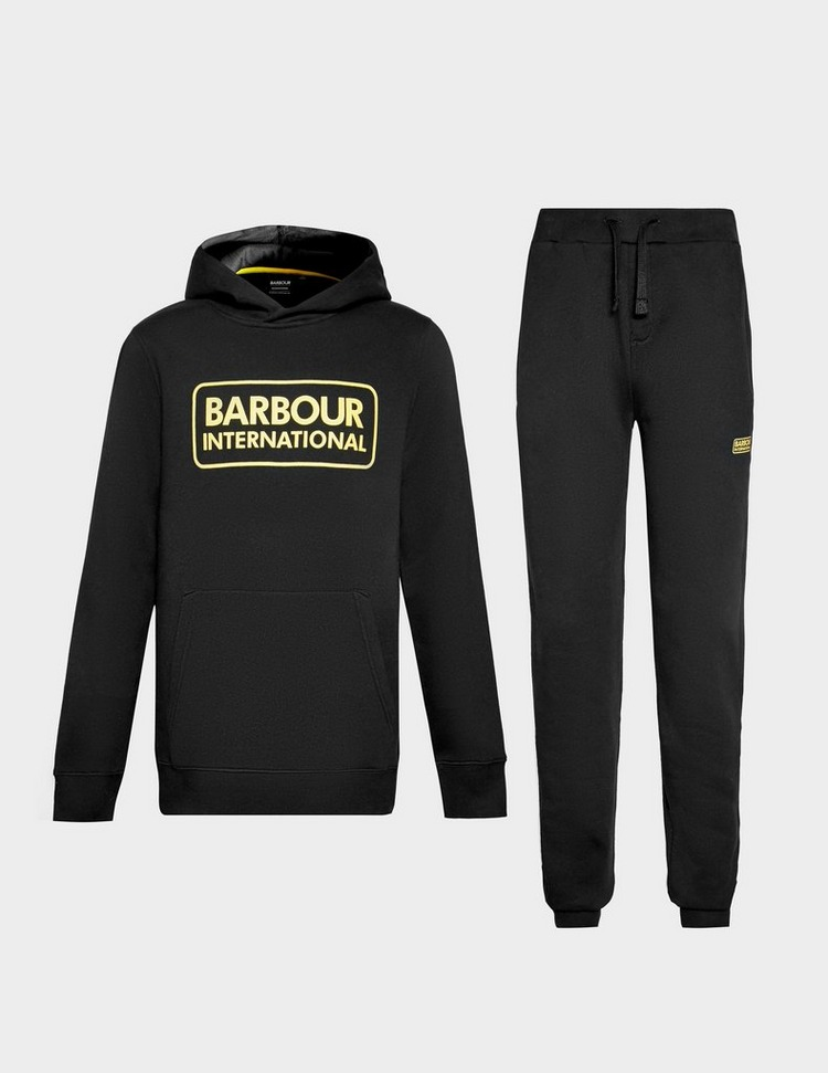 Barbour International Track Suit