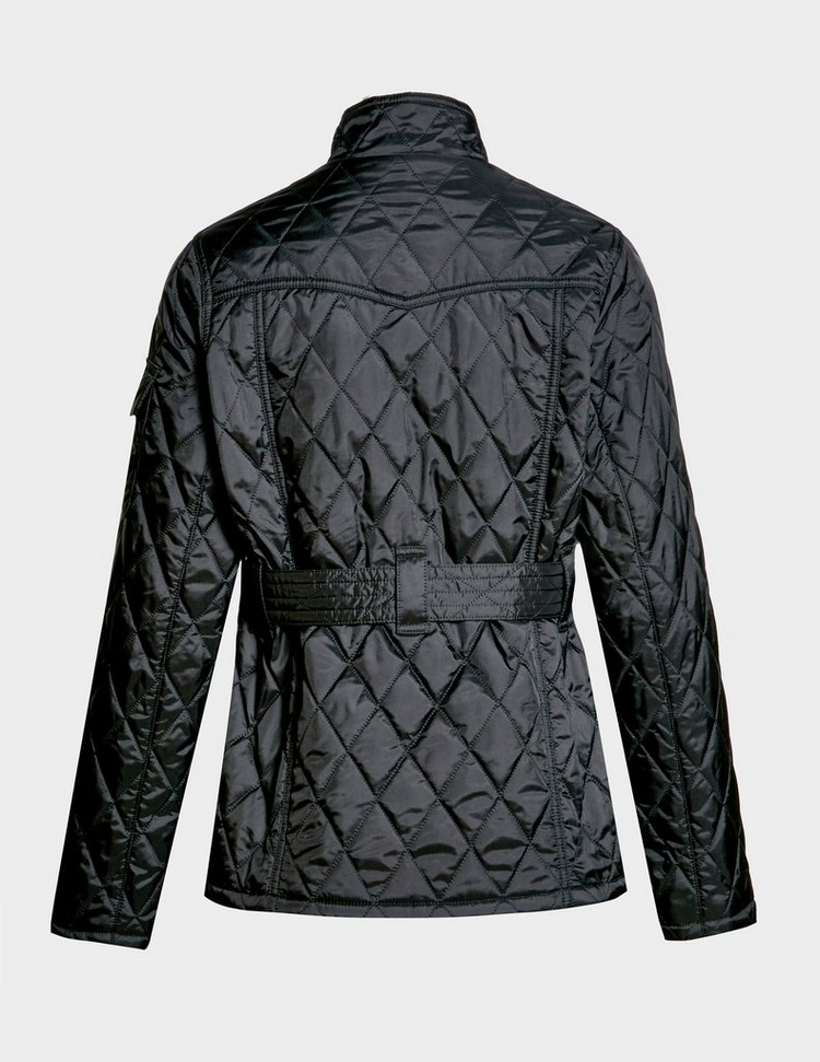 Barbour International Fly Quilted Jacket