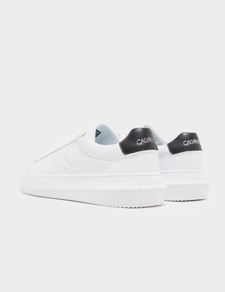 Calvin Klein Jeans Lace Up Trainers