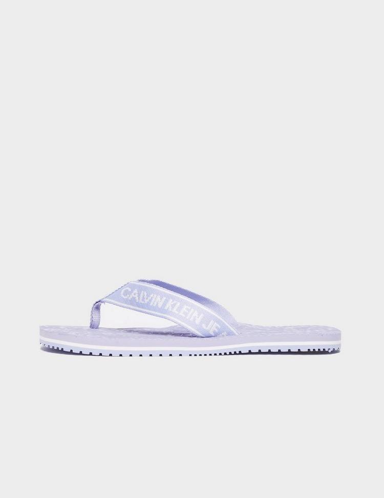 Calvin Klein Jeans Beach Flip Flops
