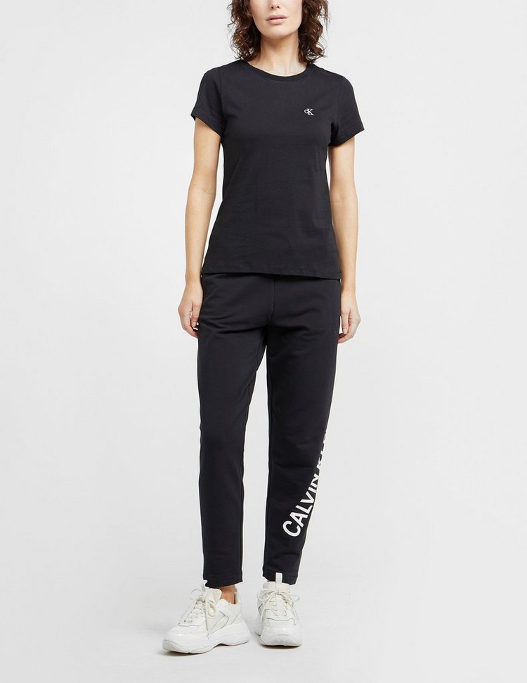 Calvin Klein Jeans Embroidered Slim T-Shirt