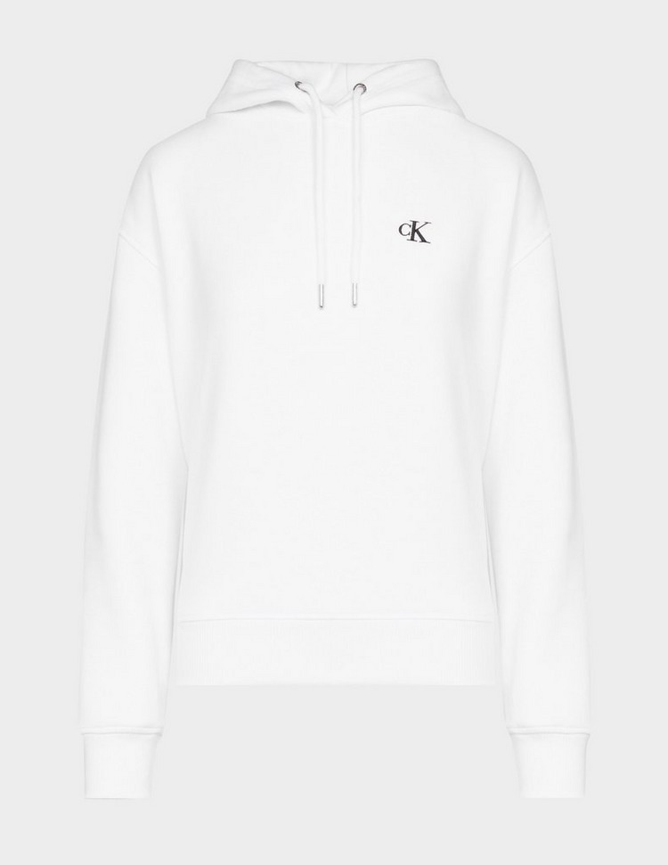 Calvin Klein Jeans Embroidered Hoodie