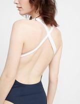 Emporio Armani Loungewear Swim Bold Logo Swimming Costume