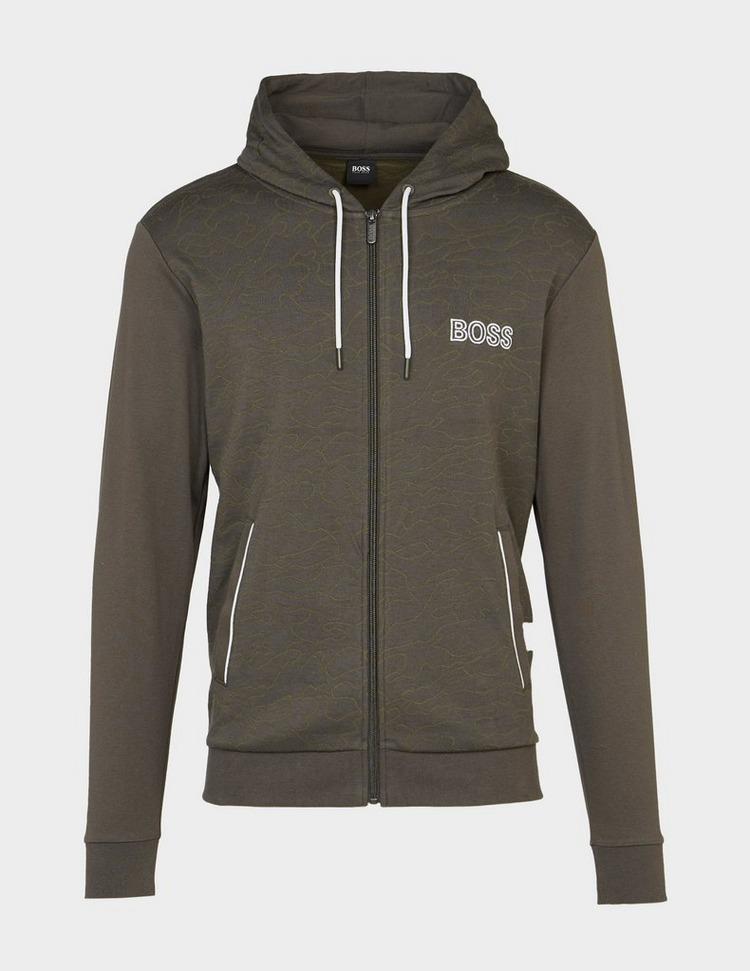 BOSS Contemporary Full Zip Hoodie