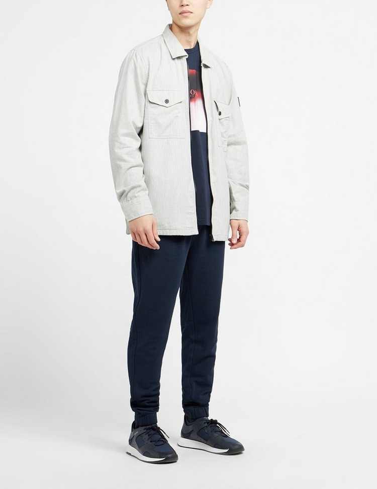 BOSS Lom Zip Overshirt