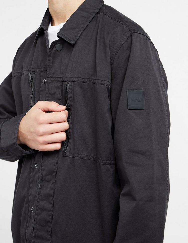 BOSS Lowy Pocket Overshirt