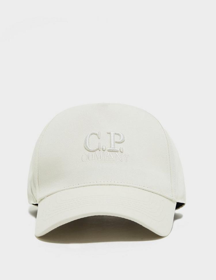 C.P. Company Logo Cotton Cap