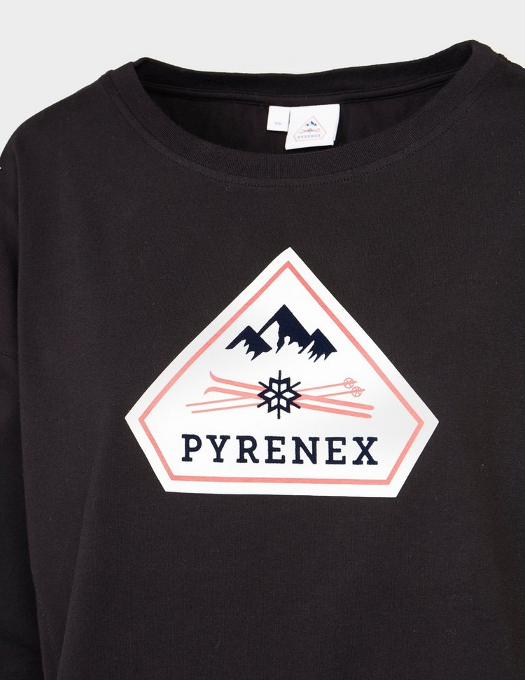 Pyrenex Mary Cropped T-Shirt
