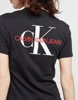 Calvin Klein Jeans Monogram Back Logo T-Shirt