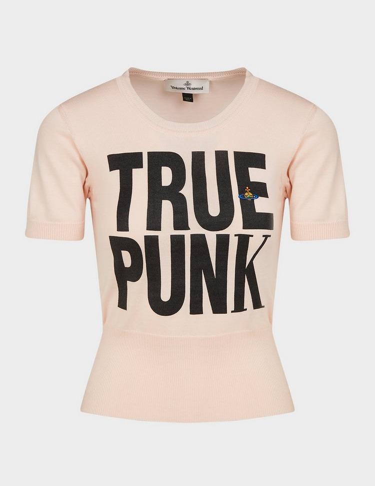 Vivienne Westwood True Punk Knitted T-Shirt