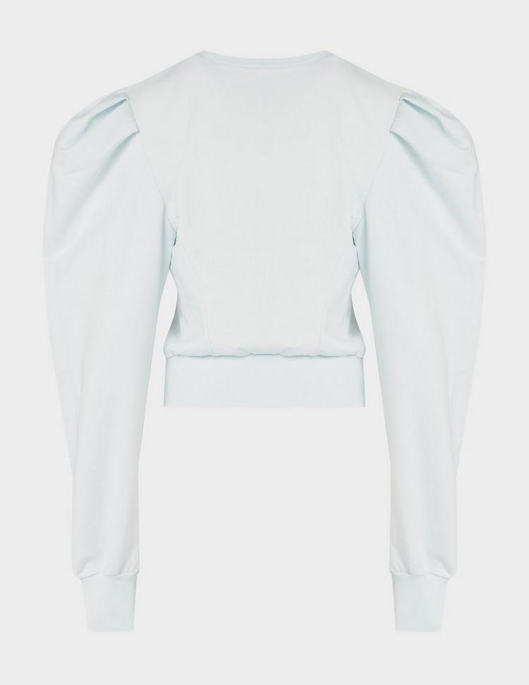 Vivienne Westwood Puff Sleeve Sweatshirt
