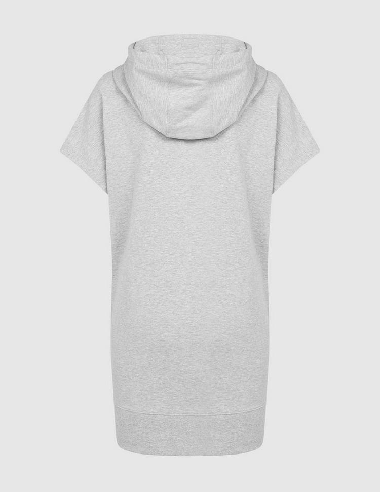 DKNY Ombre Logo Hoodie Dress